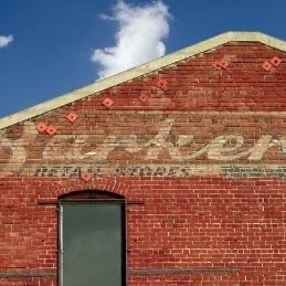 Barker Block Warehouse #1