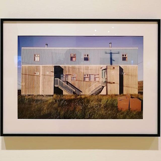 "@chrispsam Untitled Kuujjuaq, 2008  Part of the ""SakKijâjuk: Art and Craft from Nunatsiavut"" exhibition closing May 20 at @mackenzieartgallery.ca . . . #contemporaryart #canadianart #photography #architecture #exhibition #Nunatsiavut #ChrisPSampson #instaart #artoftheday #regina #labrador #Inuit"