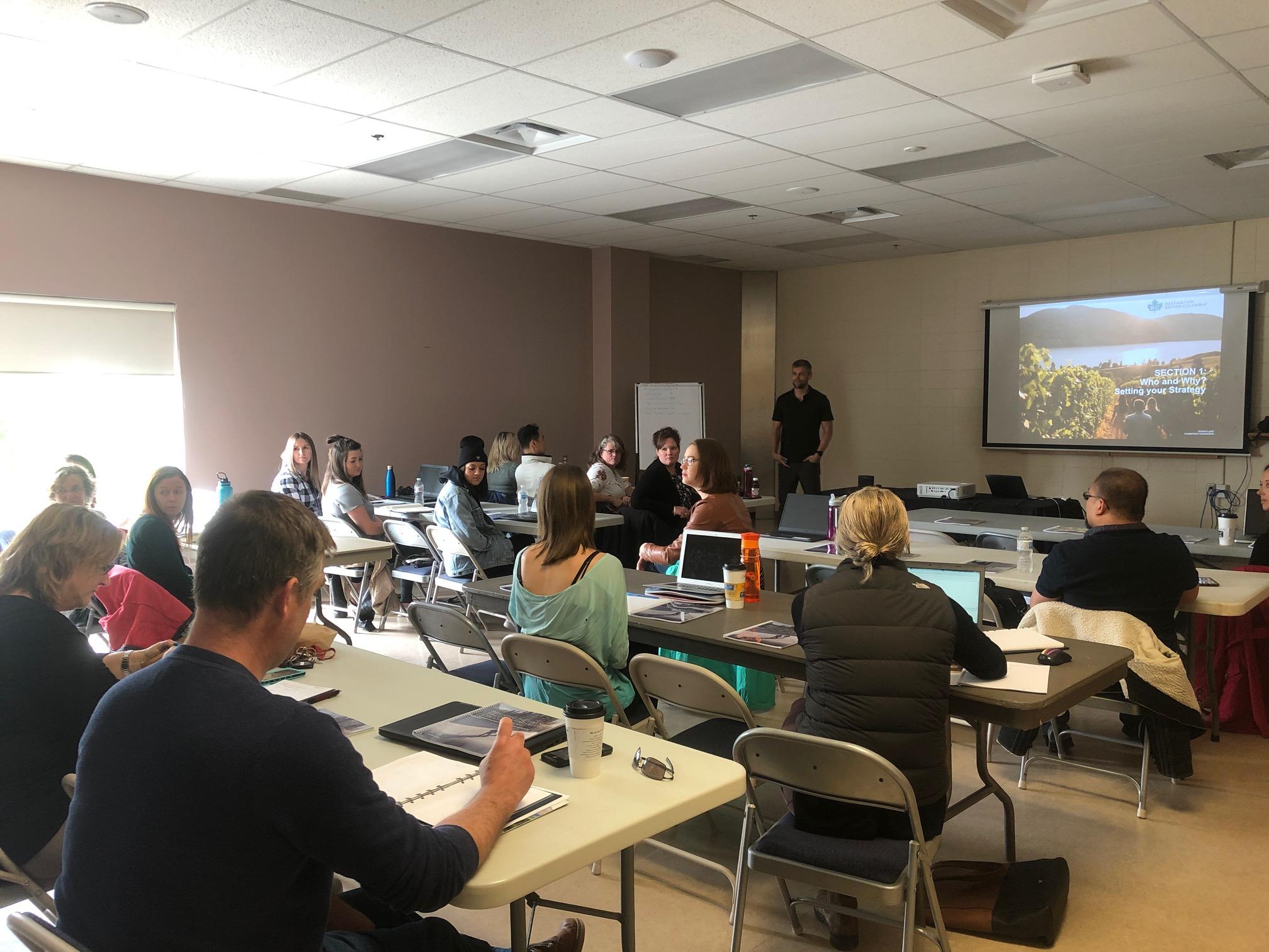 Content Marketing Workshop in Fort St. John