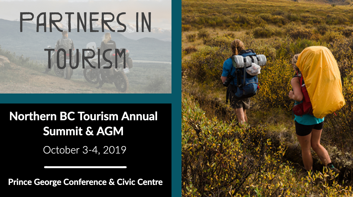 2019 AGM & Summit — Northern BC Tourism