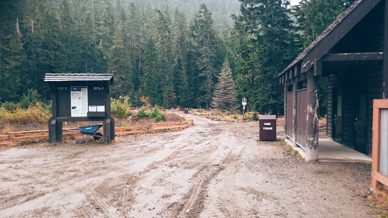 Mowich Lake Campground