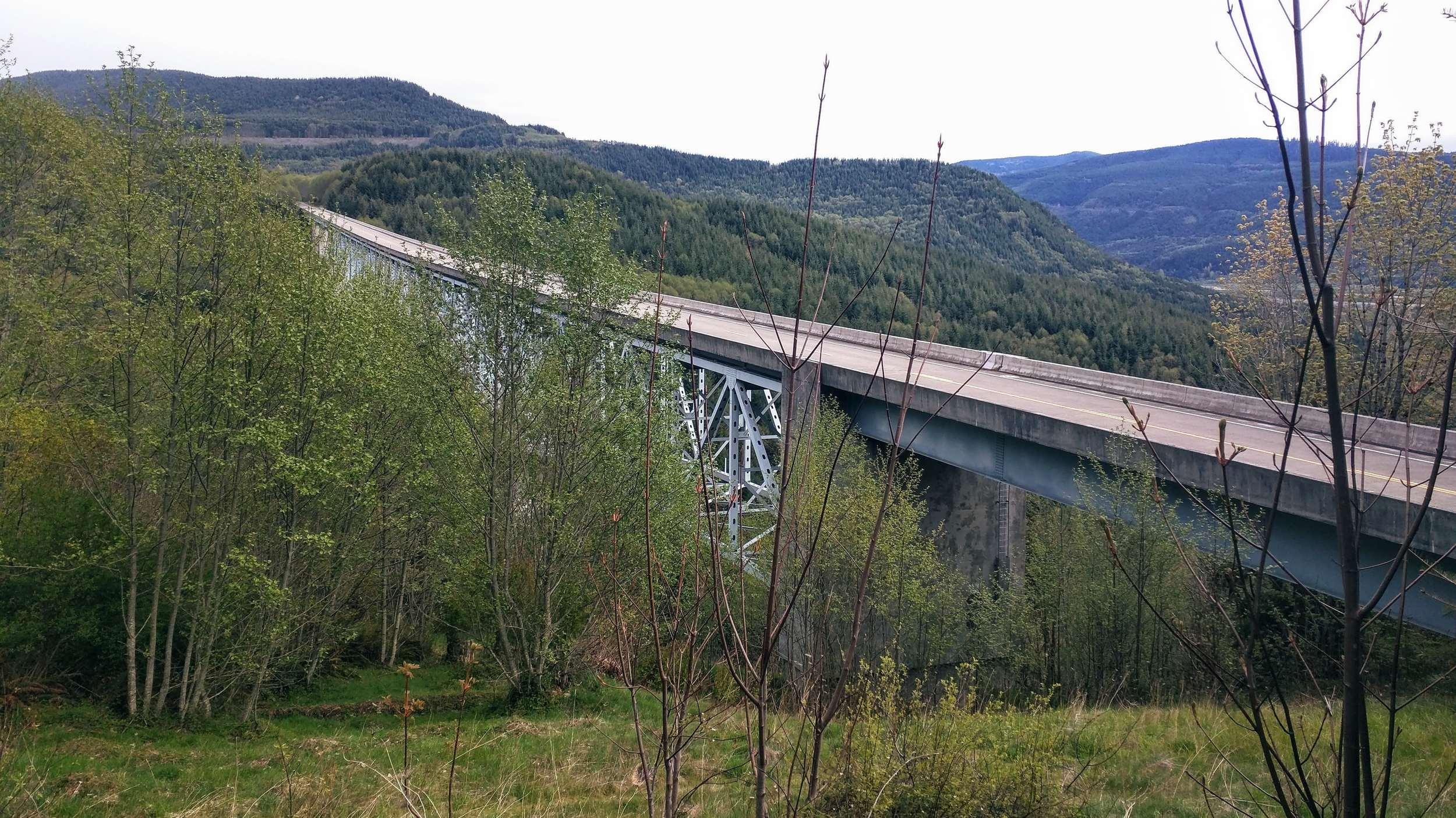 Hoffstadt Creek Bridge