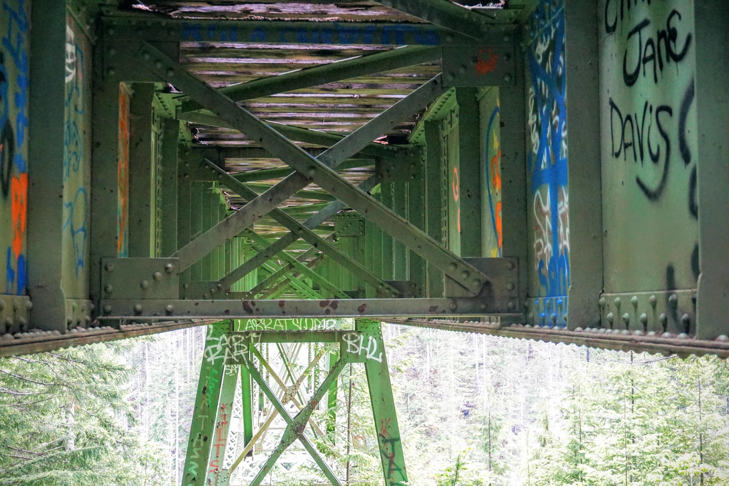 Vance Creek Bridge