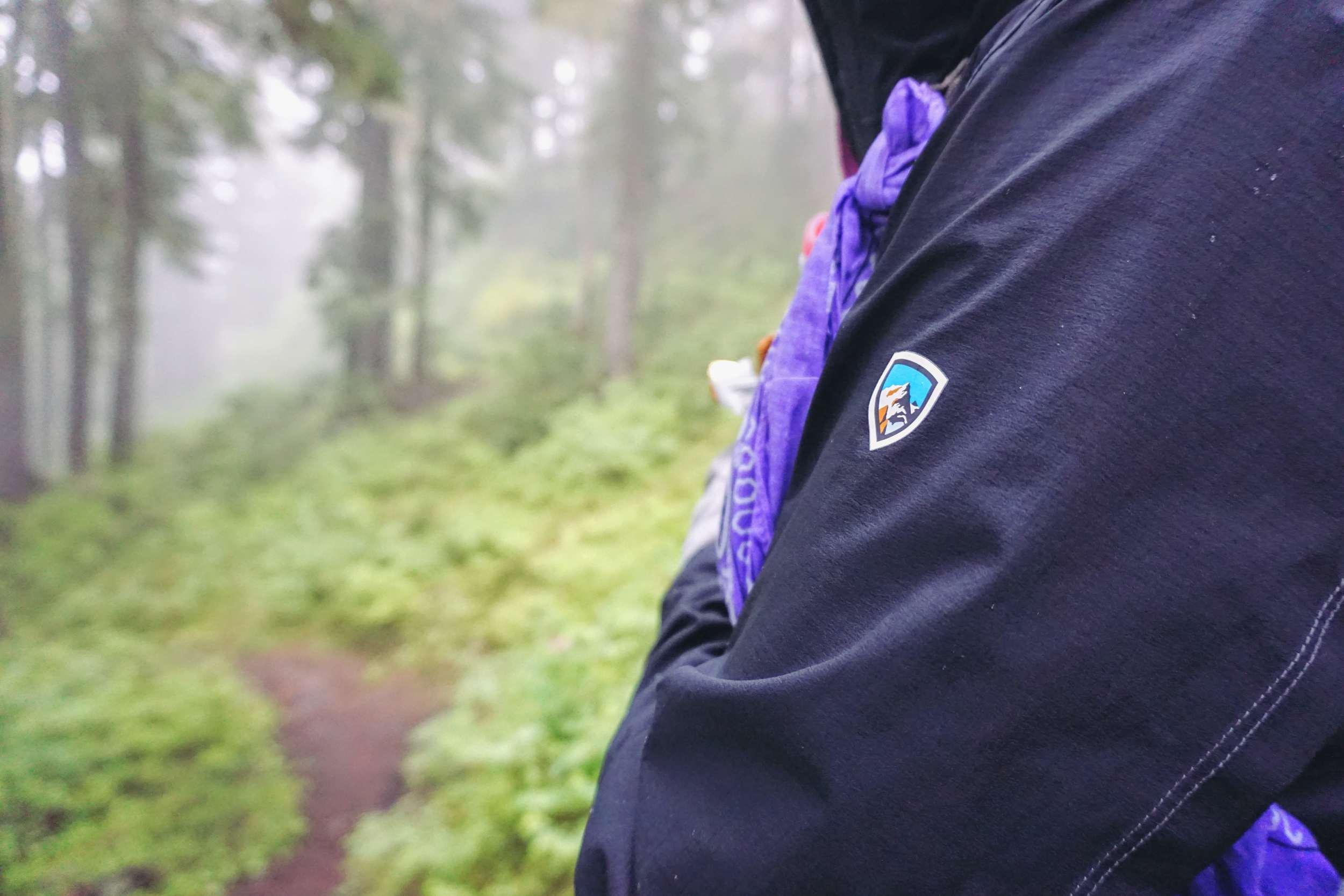 KUHL Rain Jacket