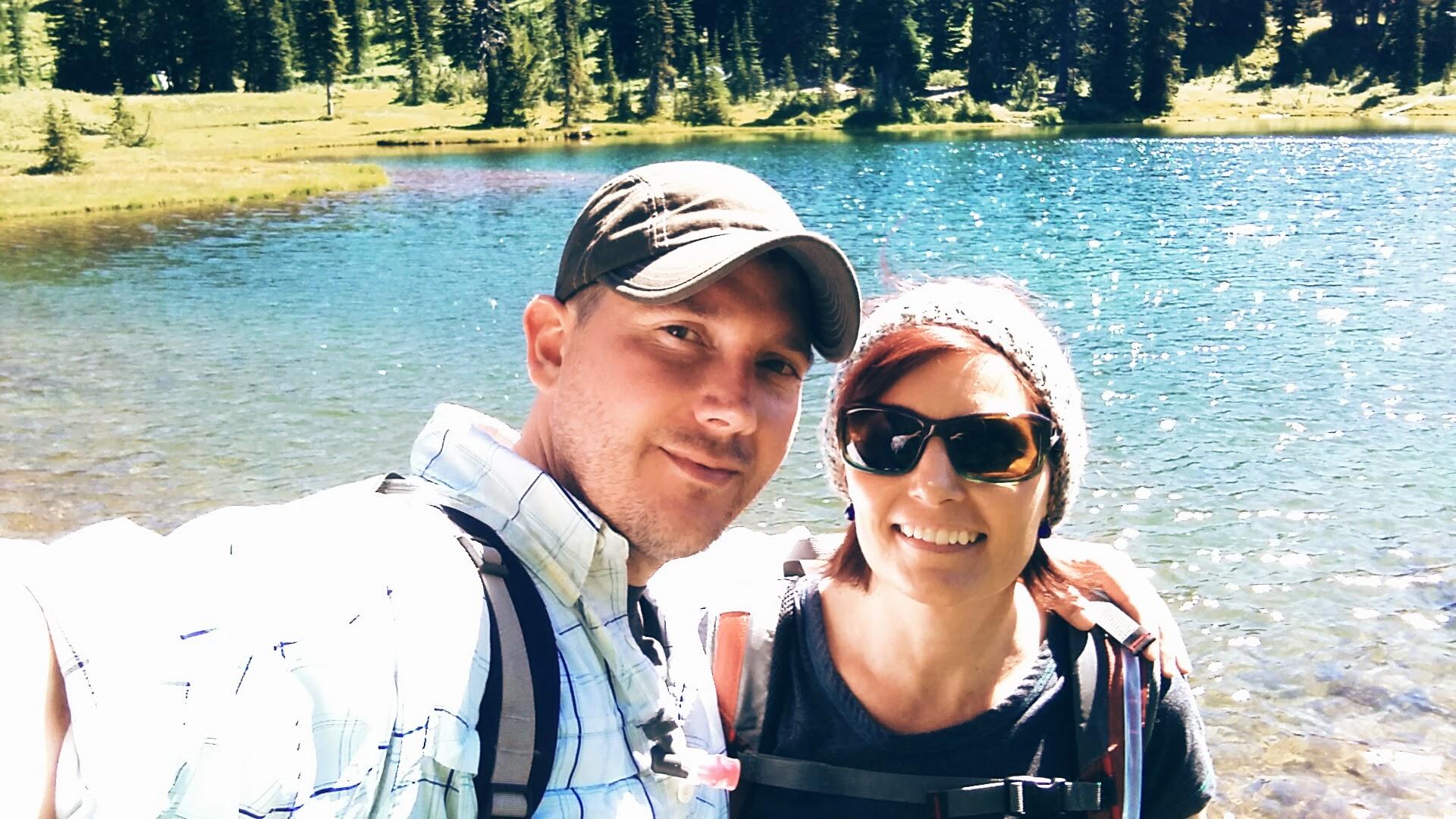 Pacific North Wanderers at Sheep Lake