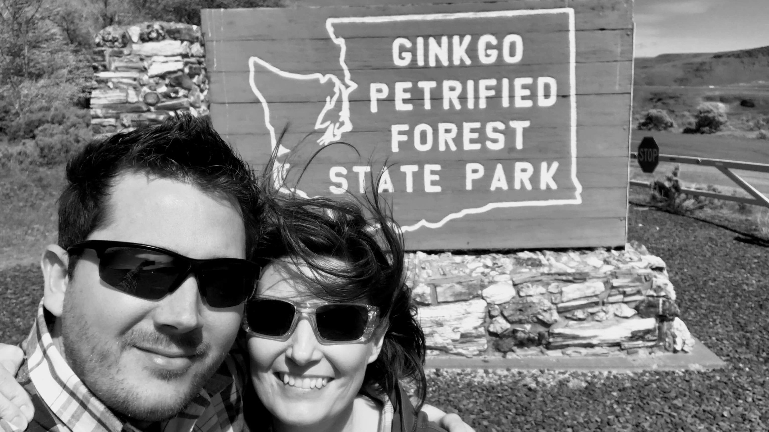 Pacific North Wanderers at Ginkgo Petrified Forest State Park