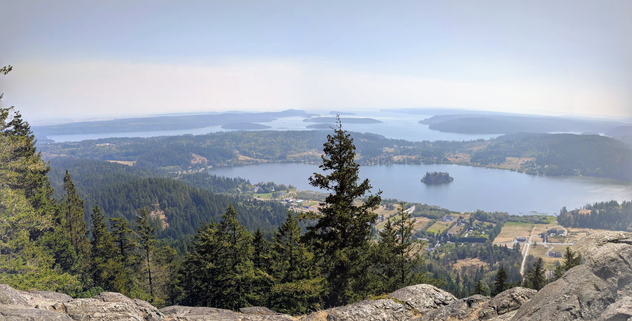 Mt. Erie in Anacortes