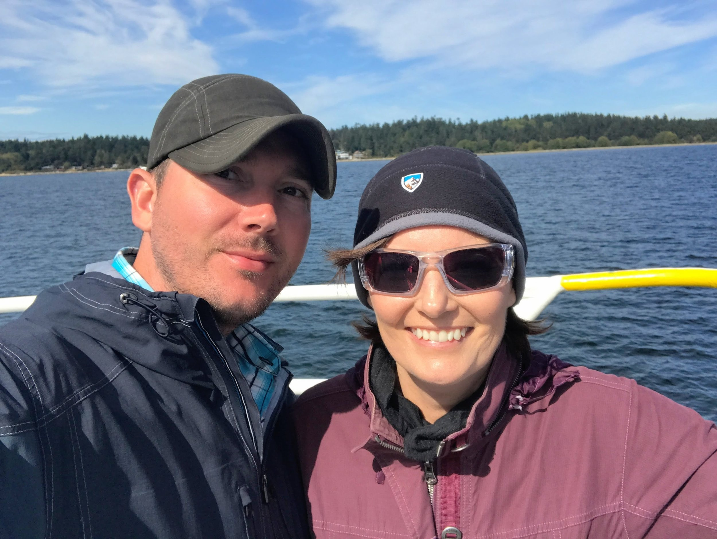 Successful adventure with Mystic Sea Charters of Anacortes