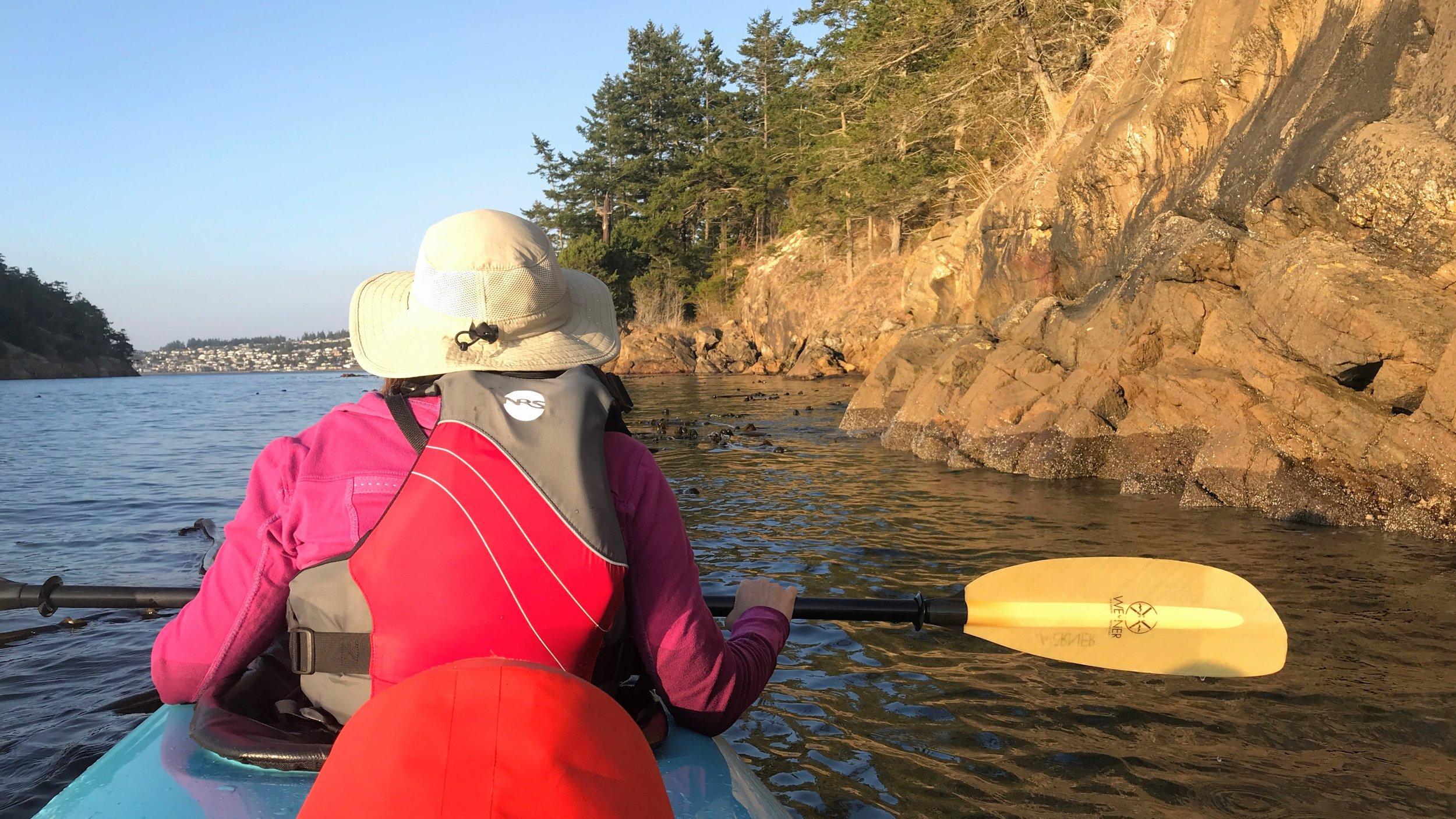 Kayaking in Anacortes - Pacific North Wanderers.jpg
