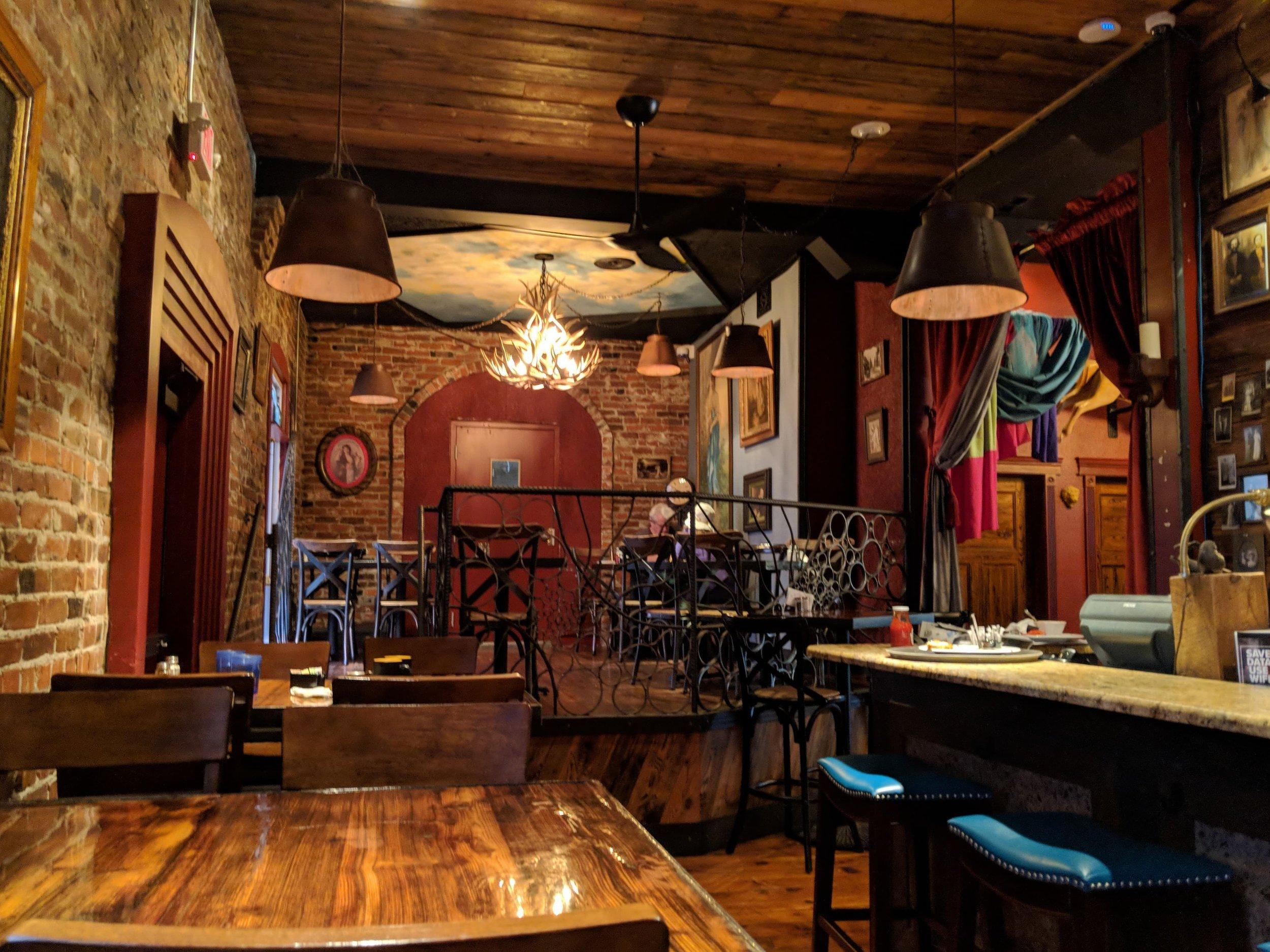 Mystic Cafe