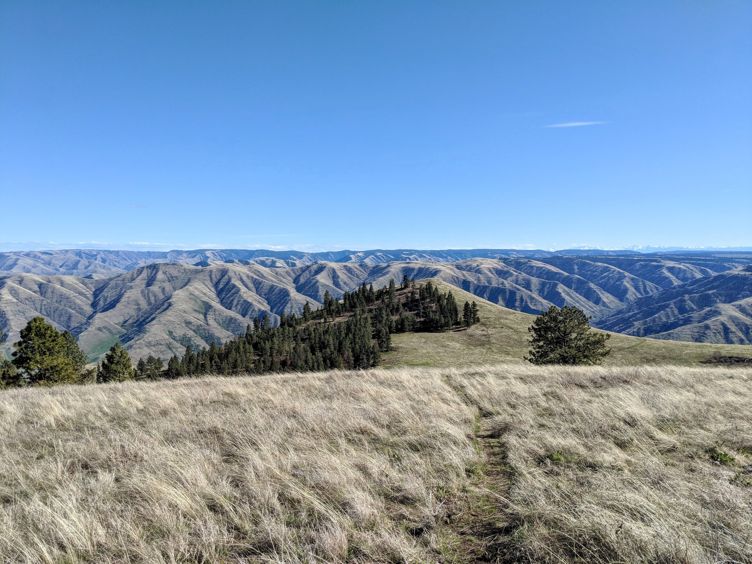 More wonderful views
