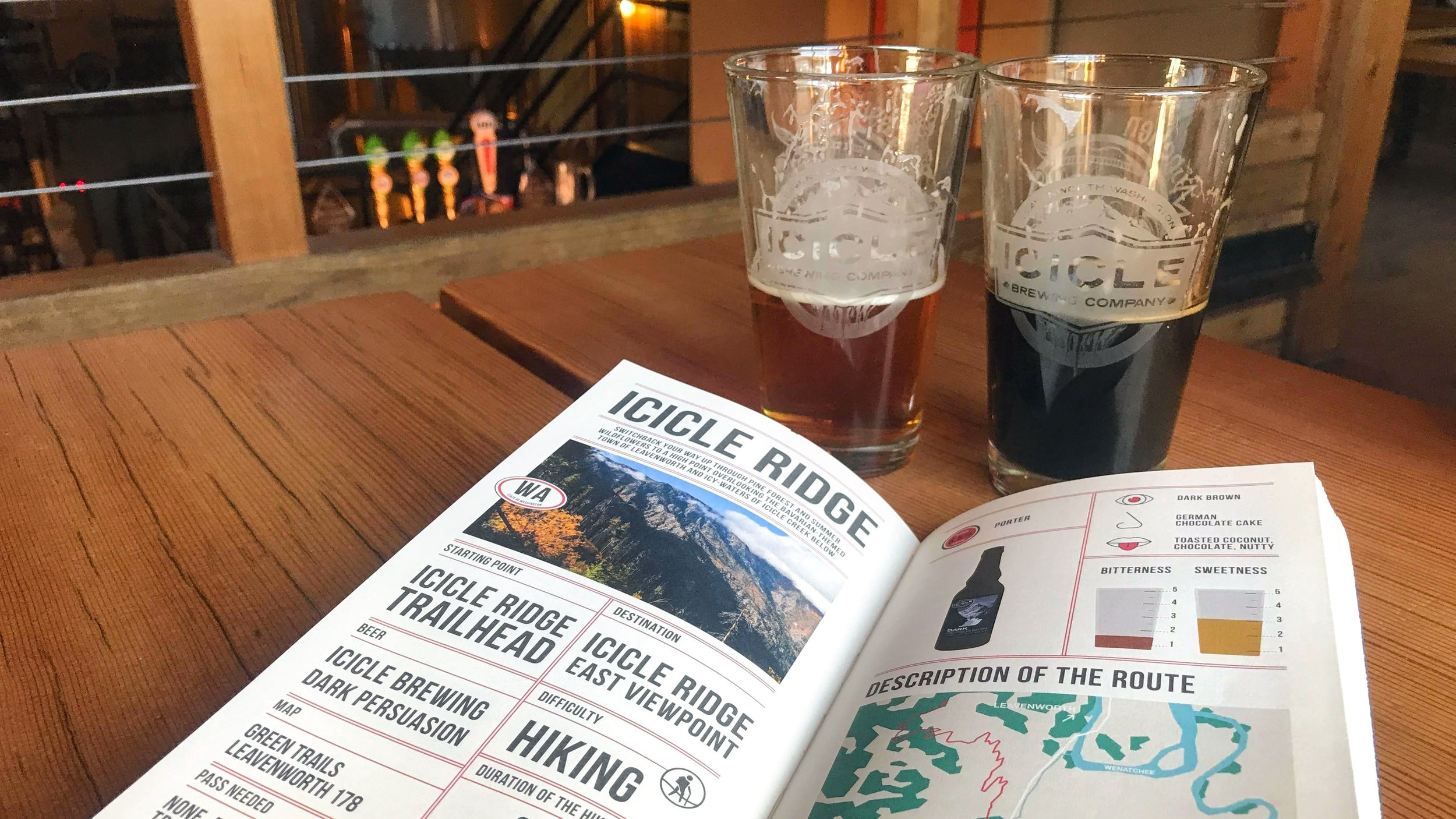 Beer Hiking Pacific Northwest - Icicle Brewing Company.JPG