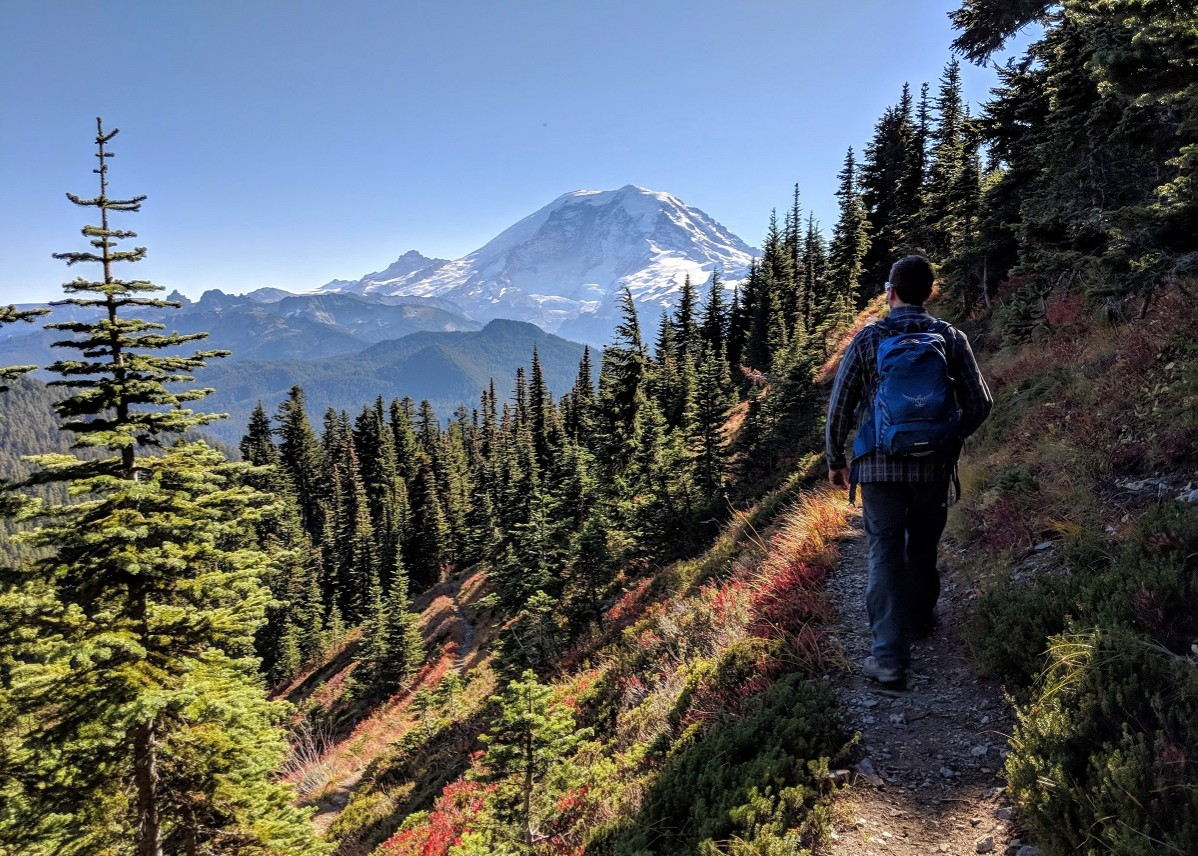TRAIL REPORT: BEARHEAD MOUNTAIN