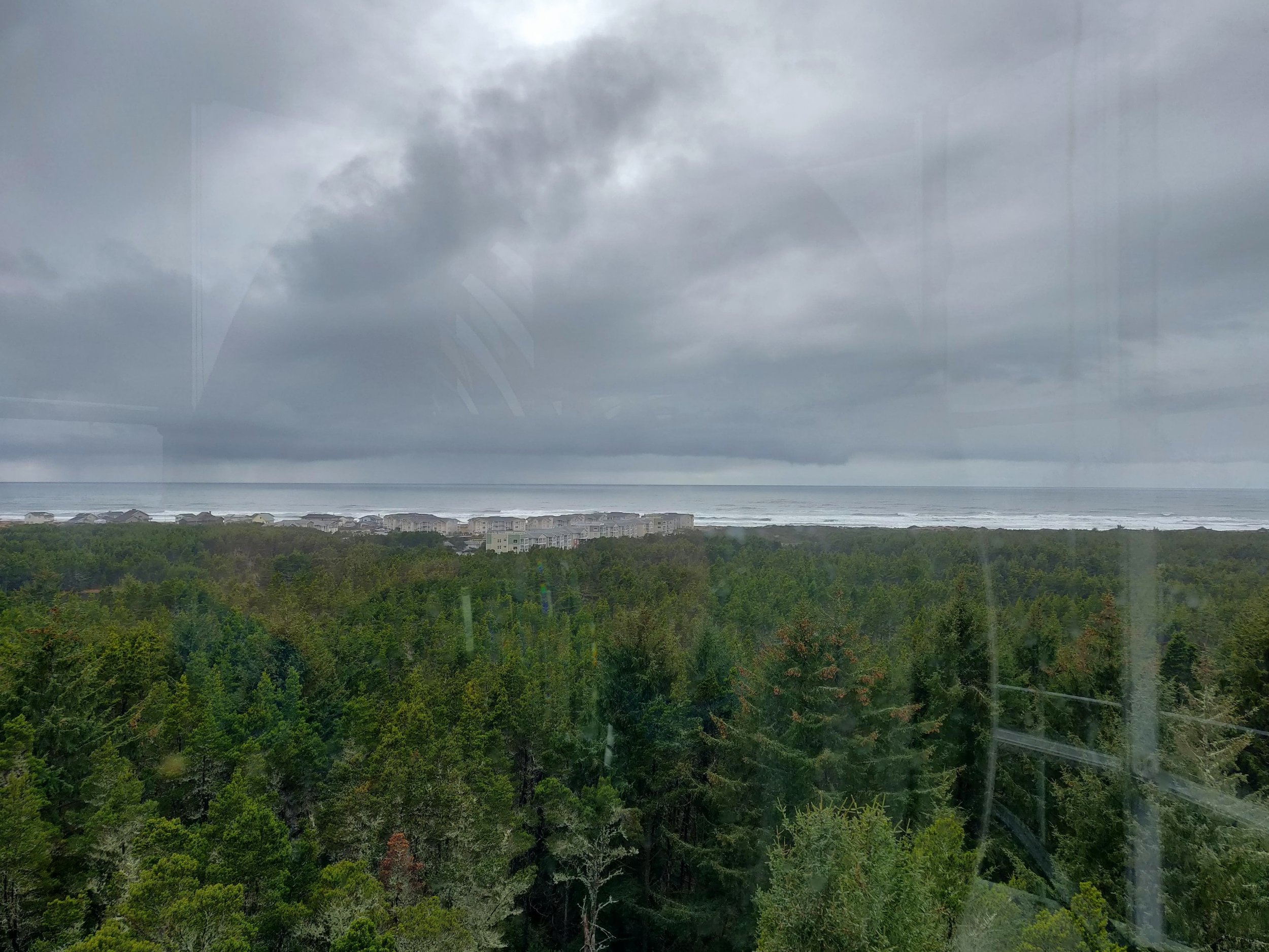View from Grays Harbor Lighthouse