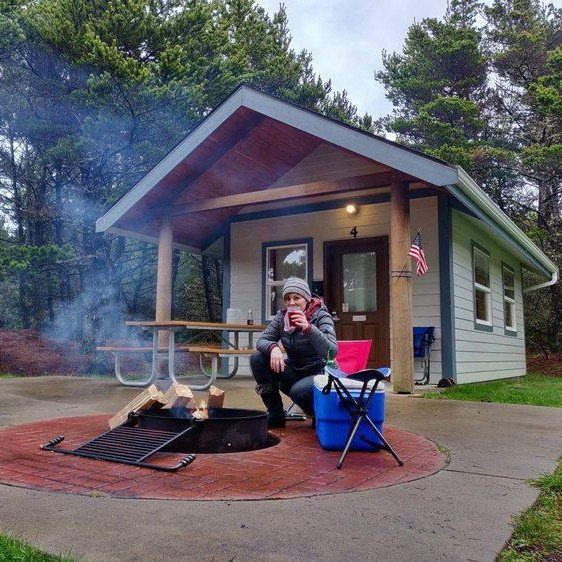 A Two Day Stay At Twin Harbors State Park - Read more on Adventure Awaits.