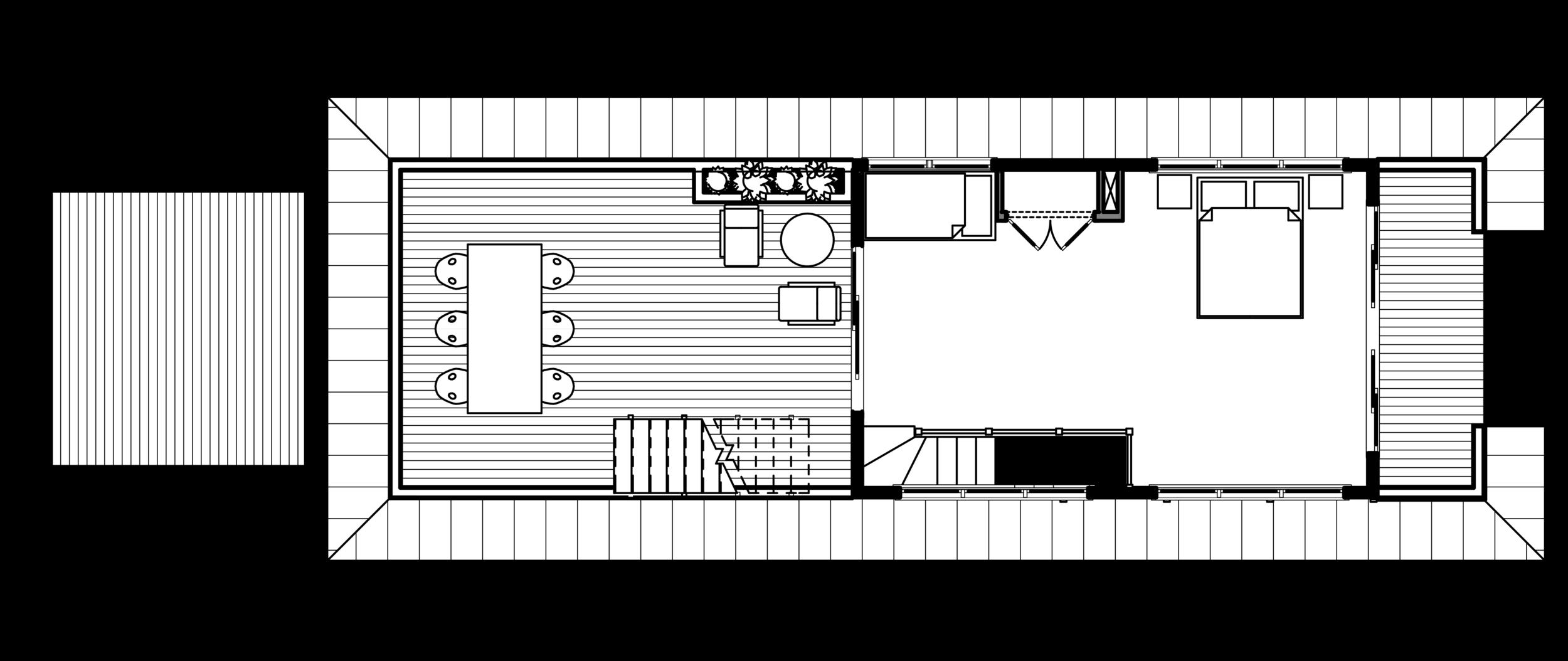 Center Deck