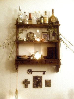 Ancestor altars are highly personal, but there are suggested guidelines.
