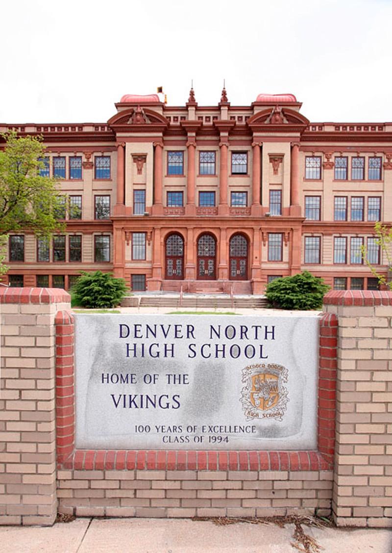 Denver North High School,  Denver, CO