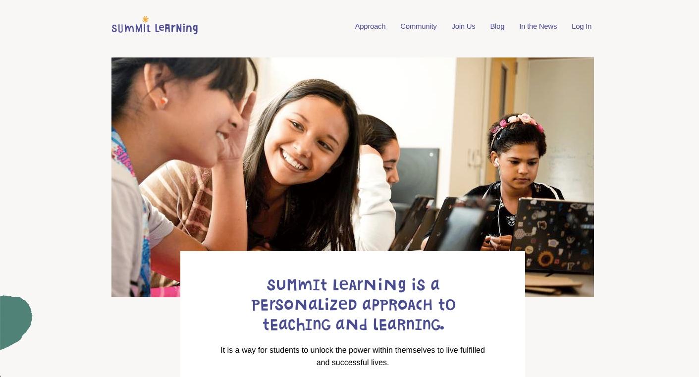 Summit Learning Platform