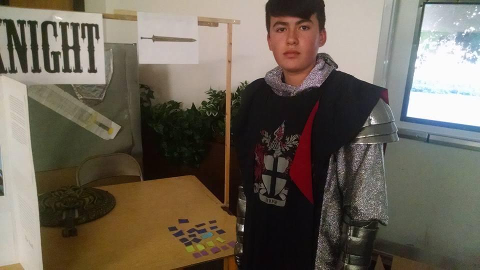 Middle School Medieval Fair