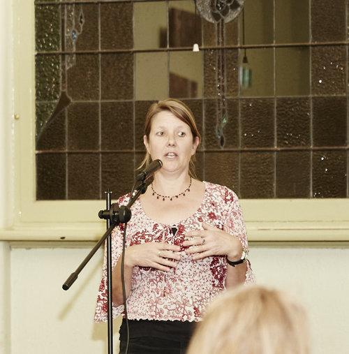 Kate Lawrence storyteller 2