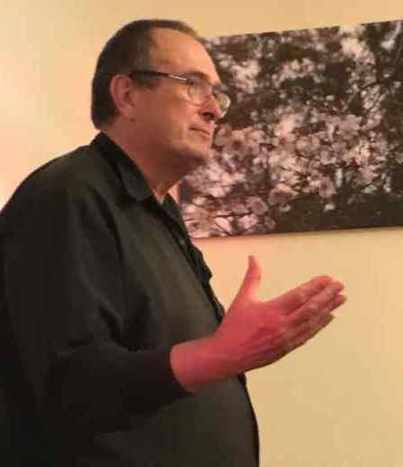 Peter Fernon storyteller