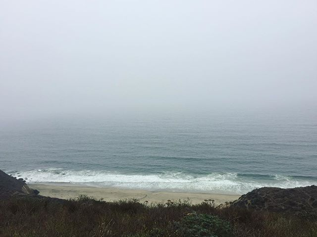 Point Reyes - back to California
