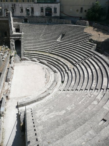 Roman theatre of Spoleto
