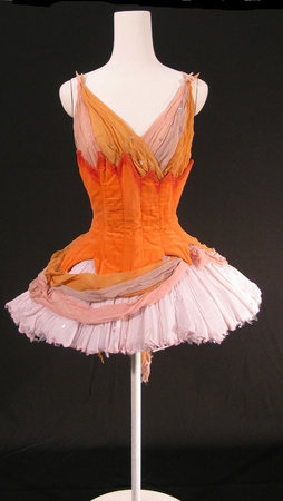 Solitaire (1956), tutu worn by Patricia Ruanne as The Girl. Image courtesy Royal Opera House Collections (www.rohcollections.org.uk)