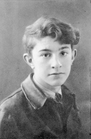 Kenneth aged 12