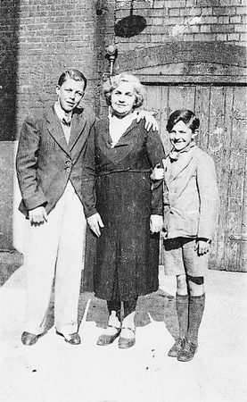 George, Edith and Kenneth MacMillan