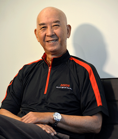 Dexon-Electrical-Engineering-Founder-Mr. Goh Keng Seng