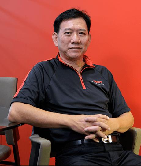 Project Director of Dexon - Mr. Goh Kin Guan