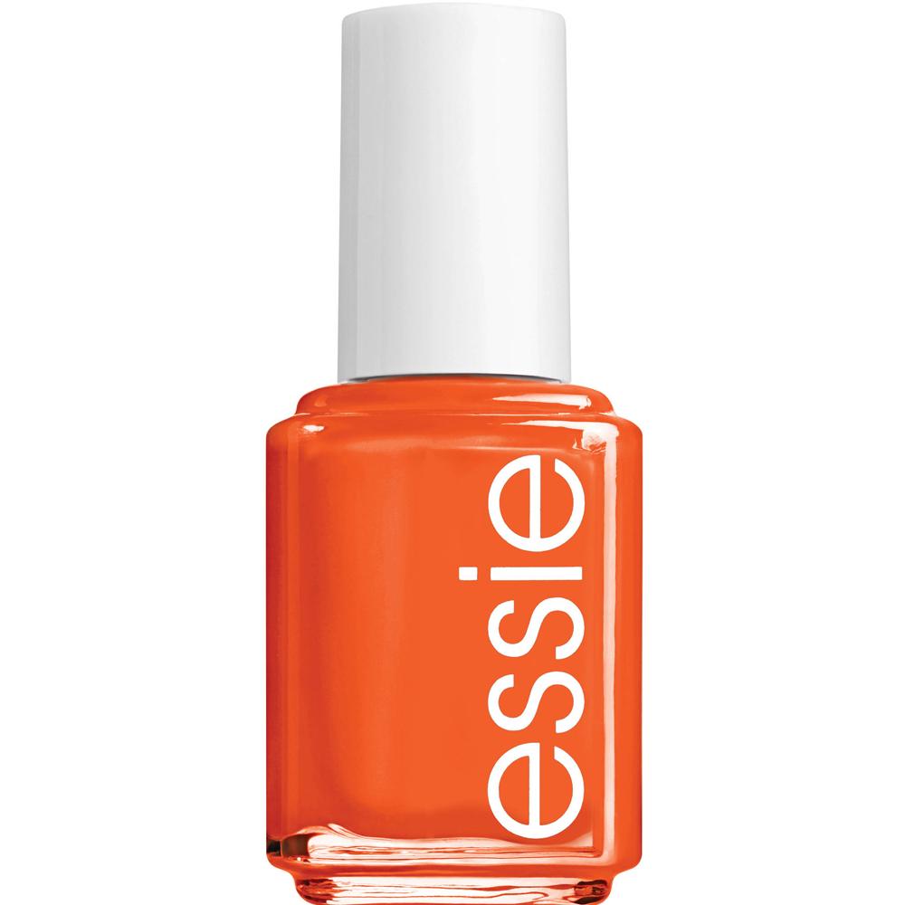 essie polish orange