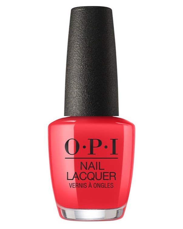 #changeitup and try one of the top #OPI favorites ! #cajunshrimp , the prettiest blend of #rednails #hotpinknailpolish #coralnails - try it for yourself , in #gelnails and #regularnailpolish #opiinfiniteshine which is a longer lasting polish with #gelshine