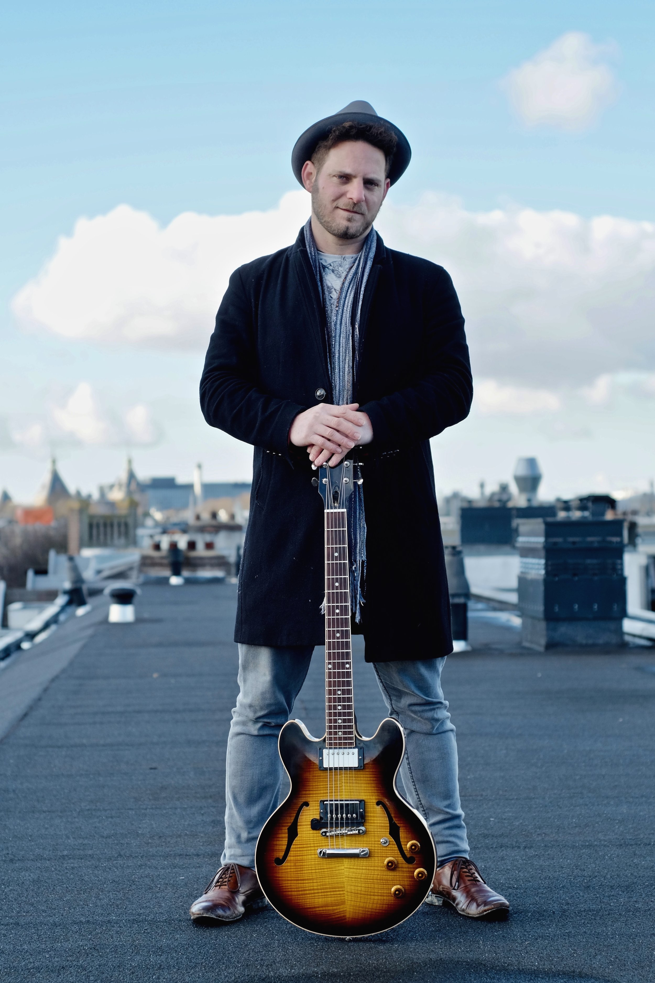 """""""Stars are imagined in electric washes from expressive guitarist Eran Har Even"""" - Mary James, London Jazz News"""