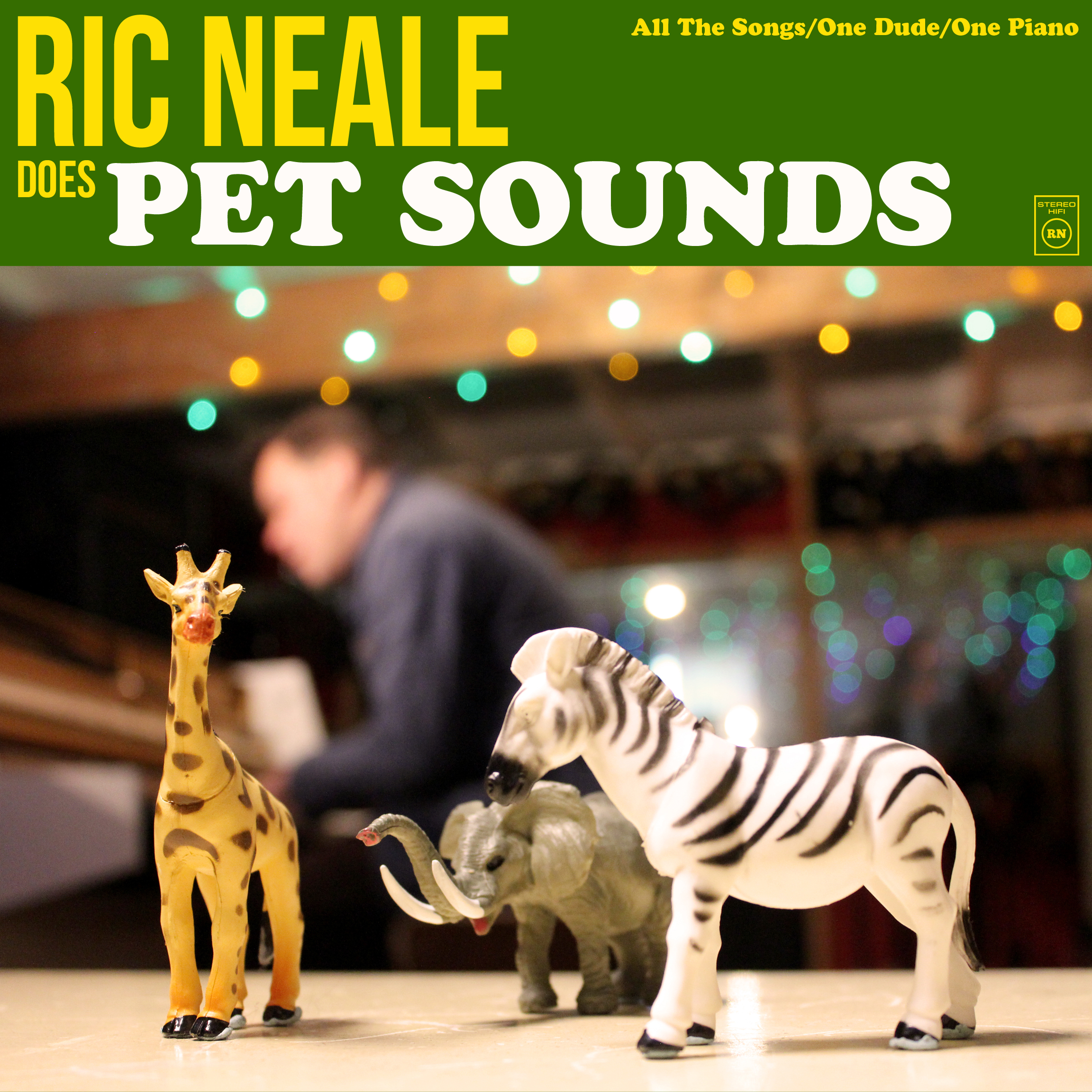 RIC NEALE DOES PET SOUNDS