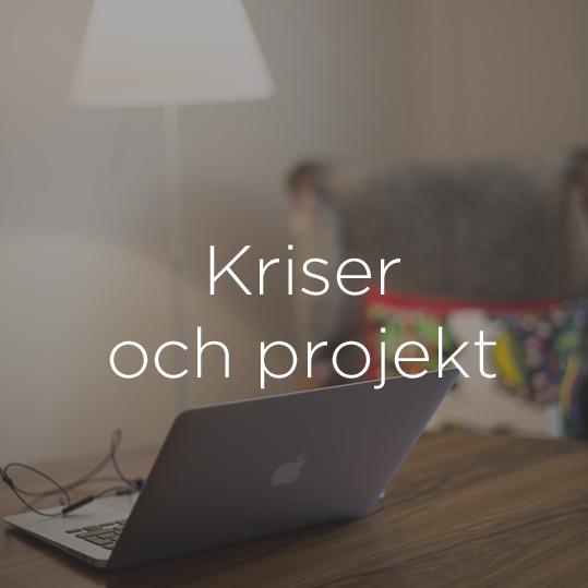 Krishantering projektledning Vero