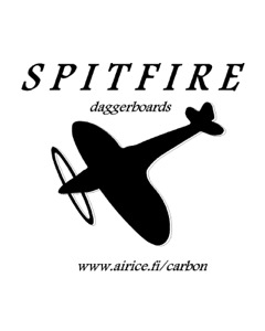 Spitfire Daggerboards