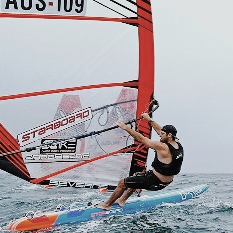 Australian Raceboard club competition starts... #funbegins #raceboardwindsurfing #sailing #racing #raceboards #windsurfing #fitnessmotivation #seabreeze