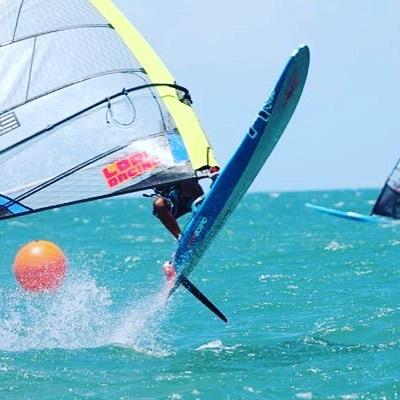 @alex_rouys #windsurfing #raceboardwindsurfing #australiannationals #longboad #airtime