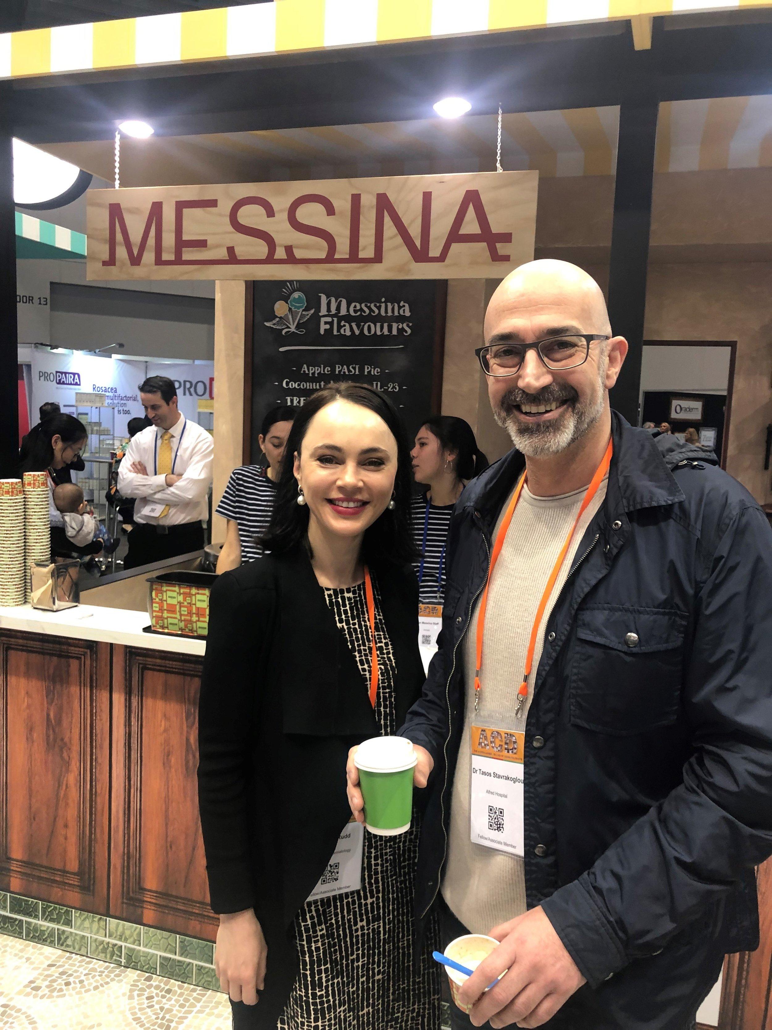 Dr Alice Rudd & Dr Tasos Stavrakoglou