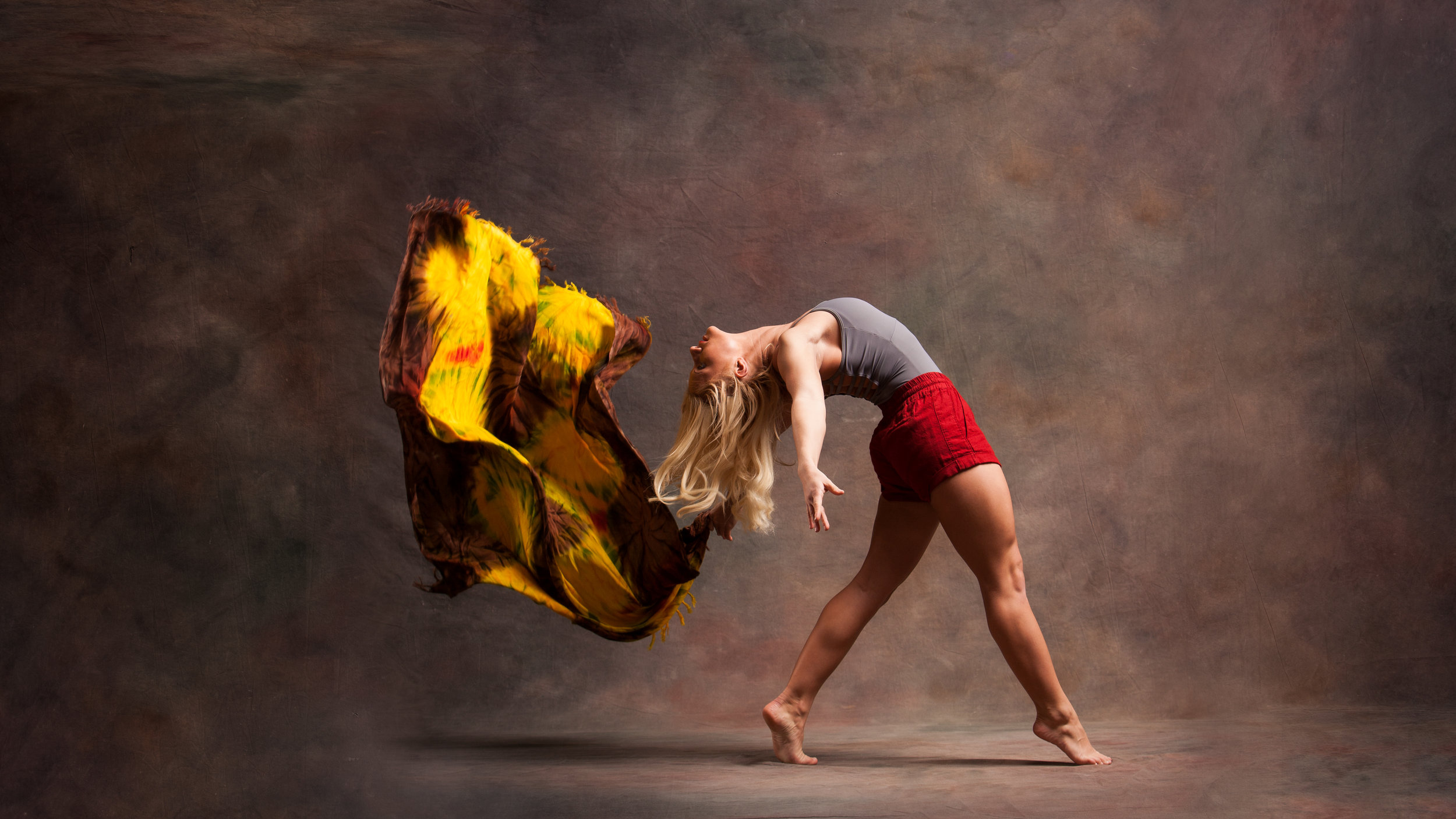 the power and grace of dance
