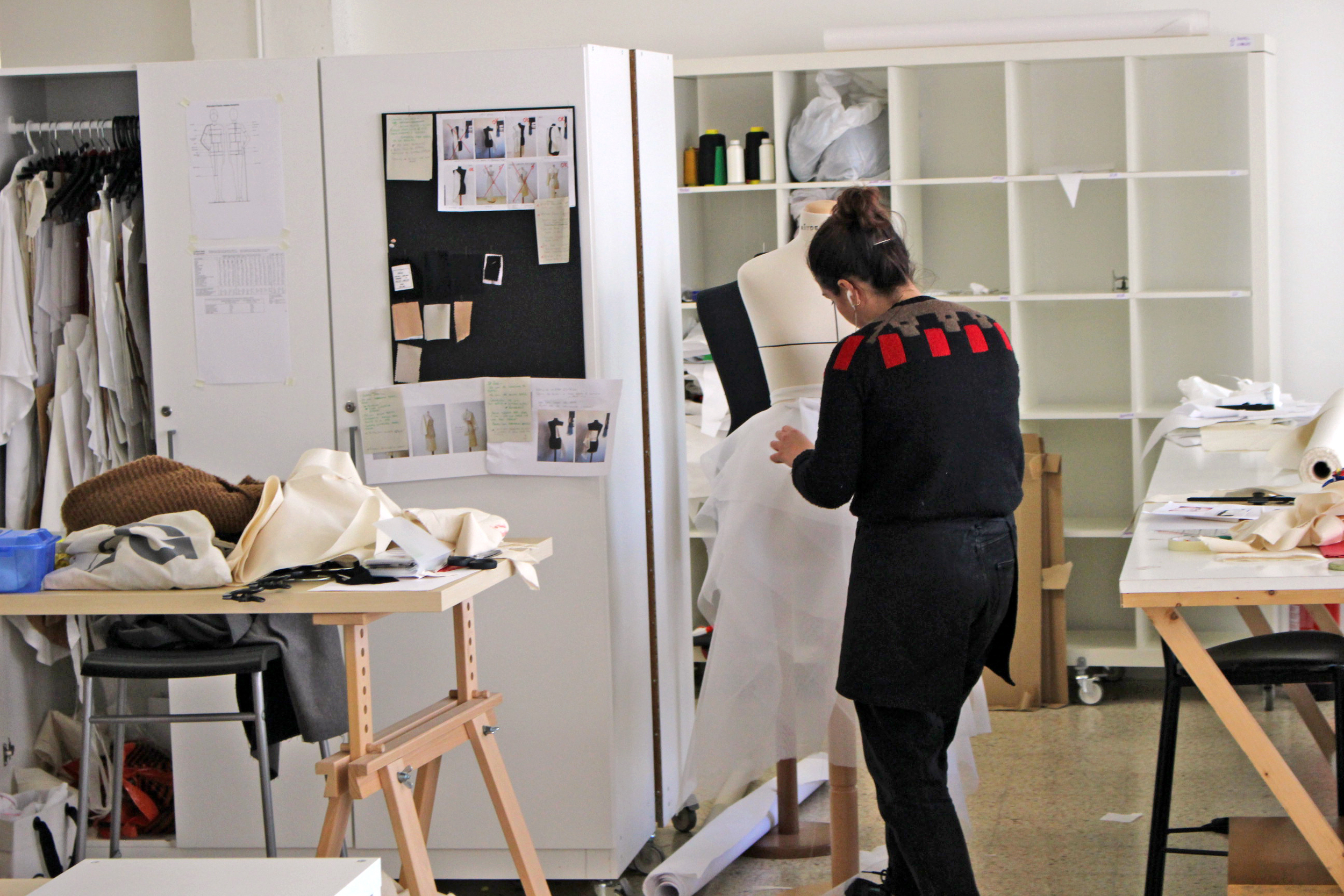 Mannequins to help design the perfect fit