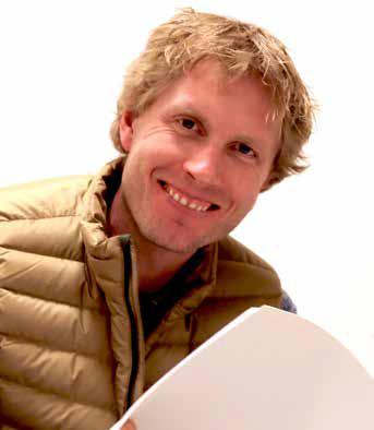 Svein Olav Aalgaard, daglig leder.