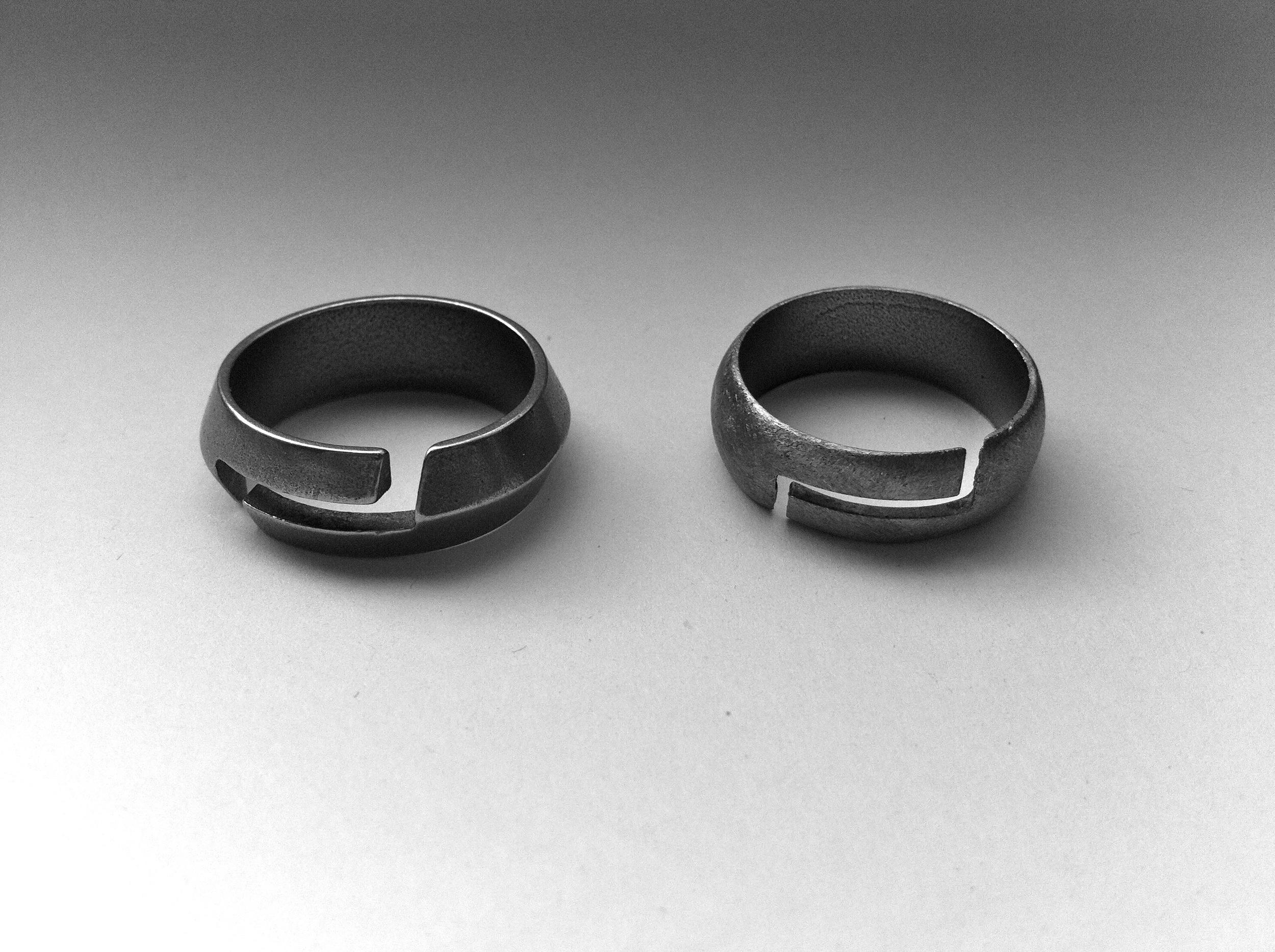 Anel  (Right Ring),Morice de Lisle -  rooD-roir  (2006-2012)