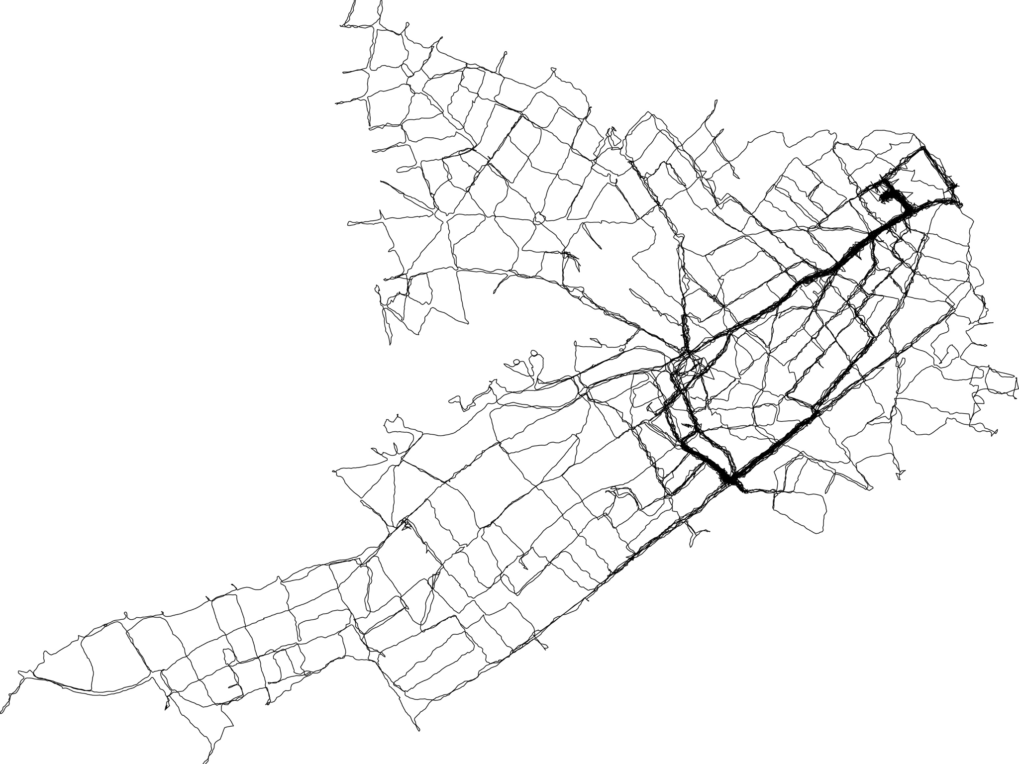 Graphic Walk 1:Elsene/Ixelles   ( Freddy Grant - Martaque ),  2013