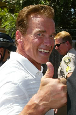 Arnold approves this message