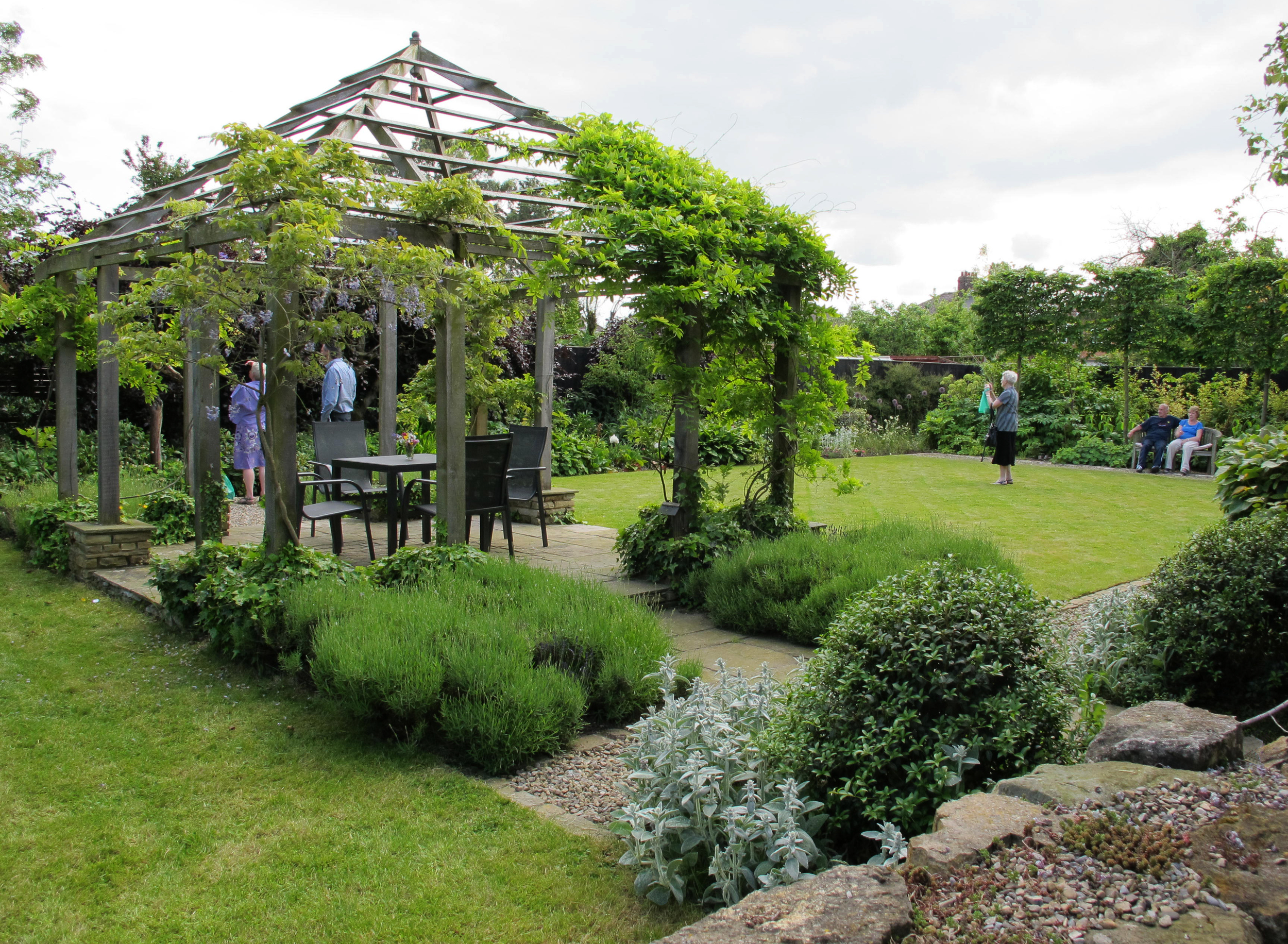 NGS Open Garden Day, Briarcroft