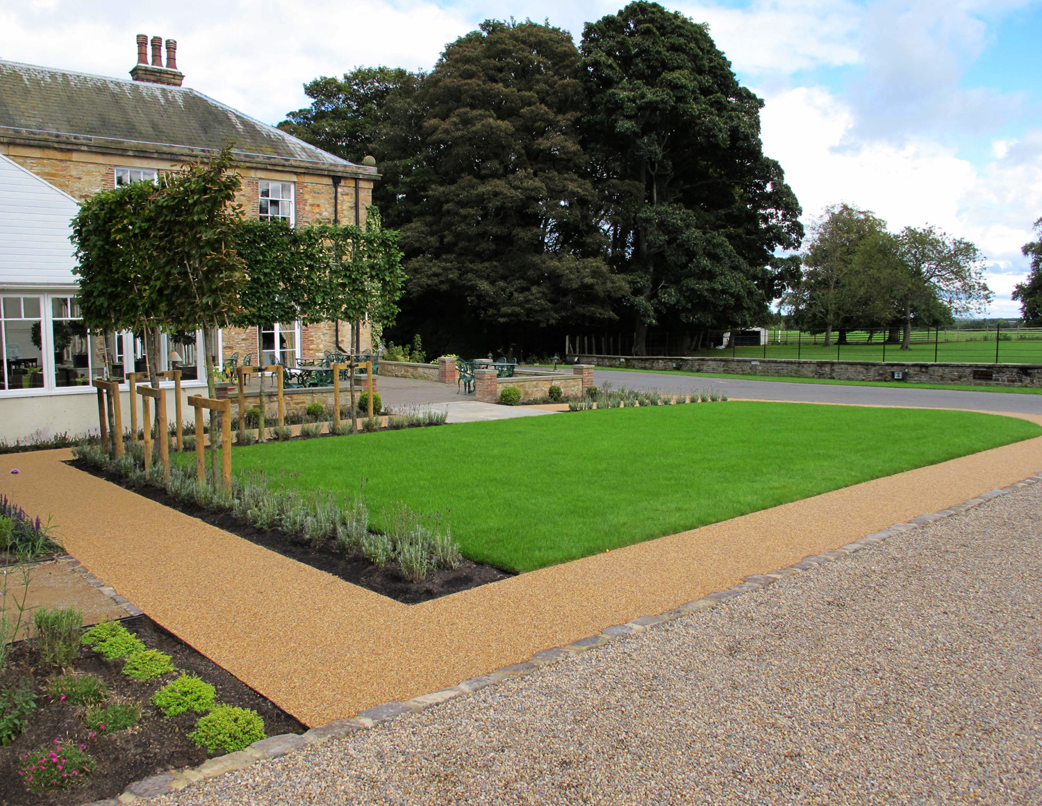 Brasserie Garden, Whitworth Hall Hotel